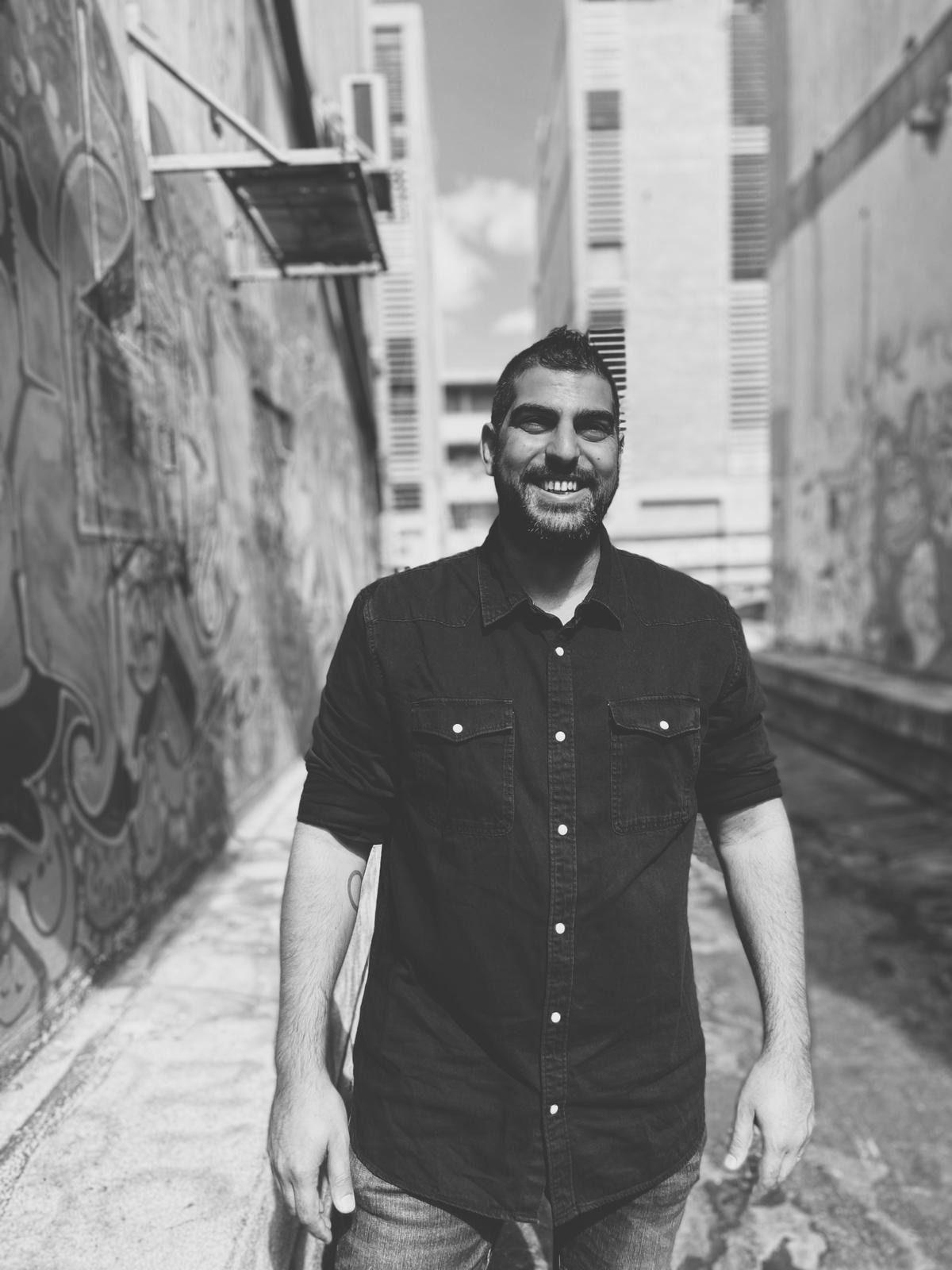Eran Naim <br> Founder / Head Designer